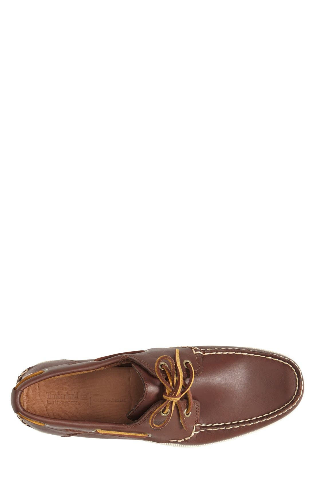 ,                             Earthkeepers<sup>®</sup> 'Heritage' Boat Shoe,                             Alternate thumbnail 10, color,                             215