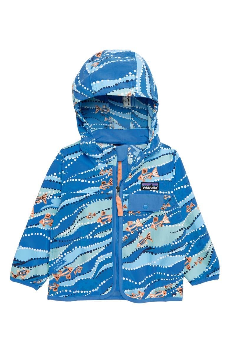 PATAGONIA Baggies<sup>™</sup> Recycled Water Repellent Jacket, Main, color, 403