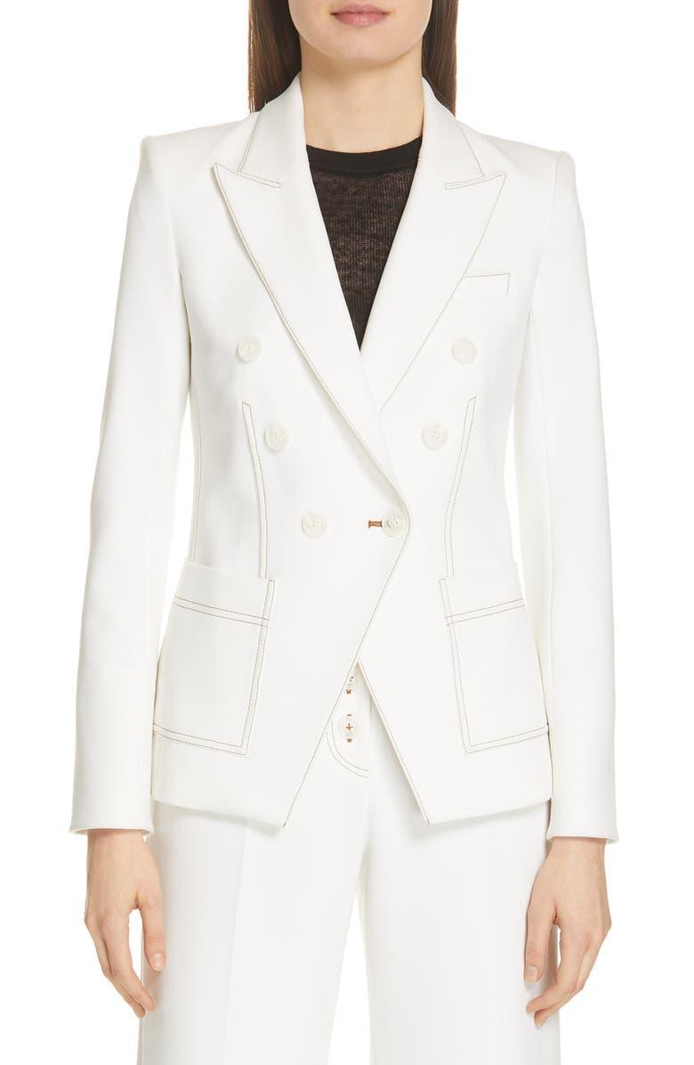 VERONICA BEARD Cosmo Dickey Jacket, Main, color, 900