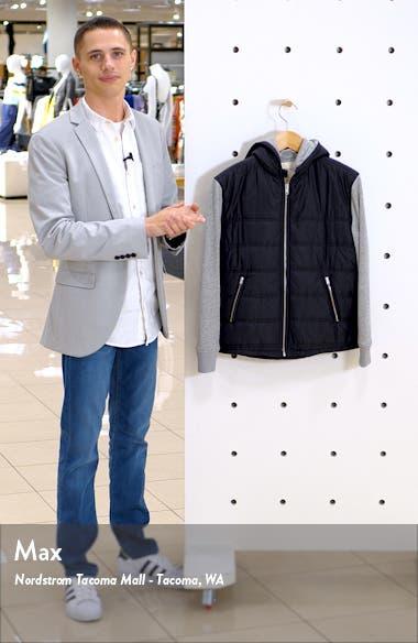 Mountain Peak Hooded Nylon Jacket, sales video thumbnail
