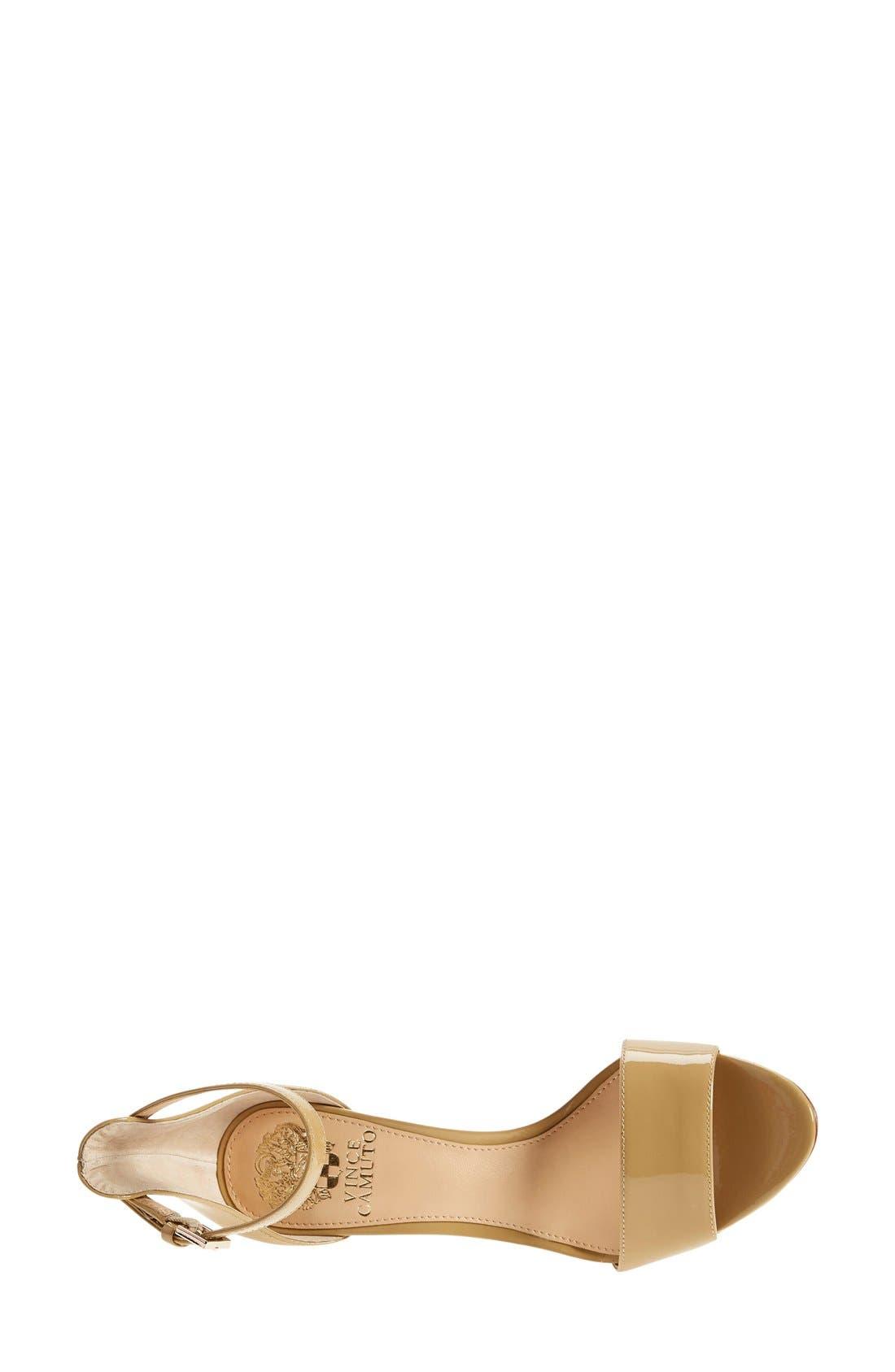 ,                             'Court' Ankle Strap Sandal,                             Alternate thumbnail 56, color,                             250