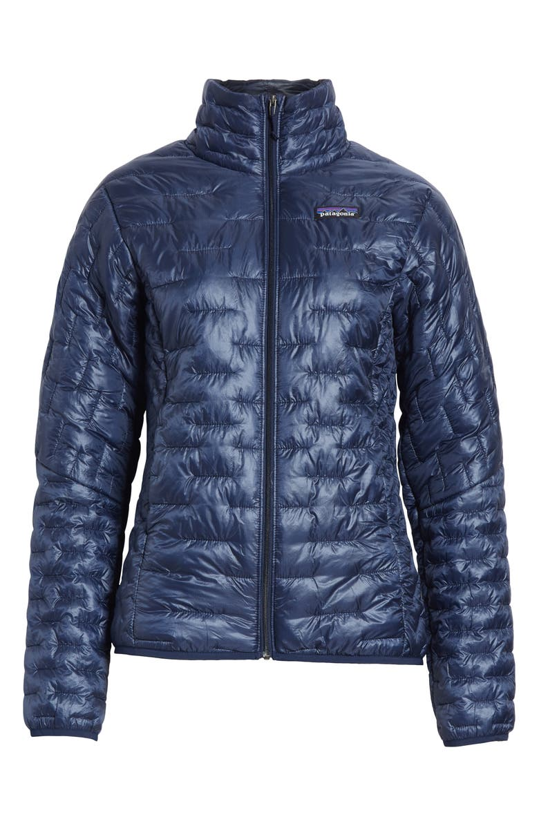 PATAGONIA Micro Puff<sup>®</sup> Jacket, Main, color, CLASSIC NAVY