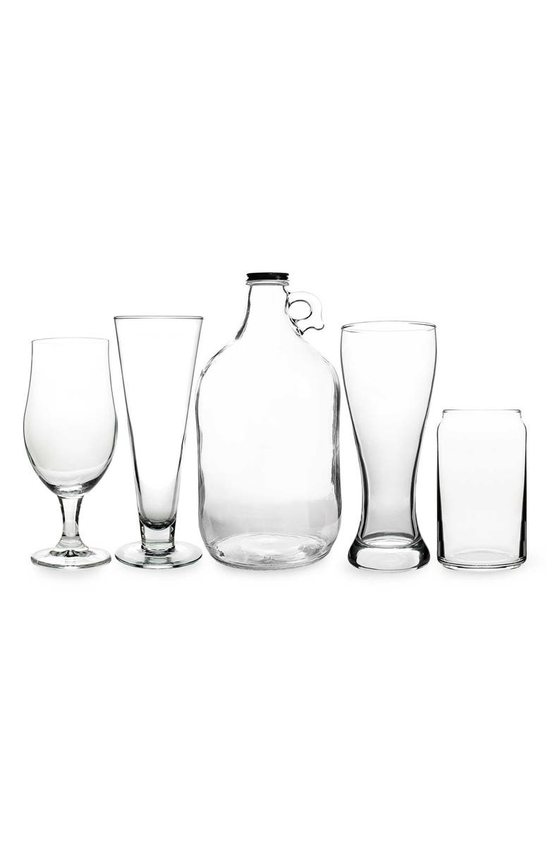 CATHY'S CONCEPTS Monogram Craft Beer Set, Main, color, 100