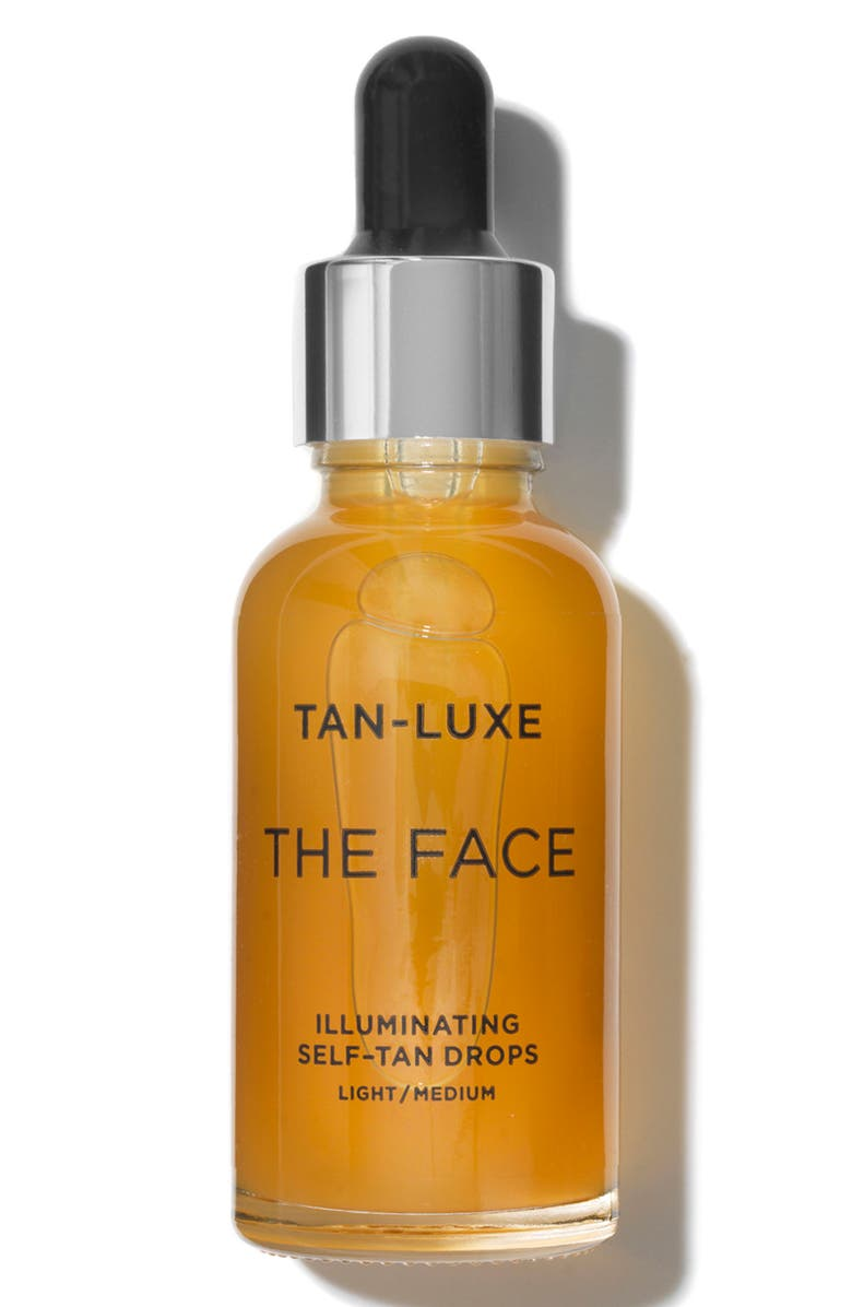 TAN-LUXE SPACE.NK.apothecary Tan-Luxe The Face Illuminating Self-Tan Drops, Main, color, 200