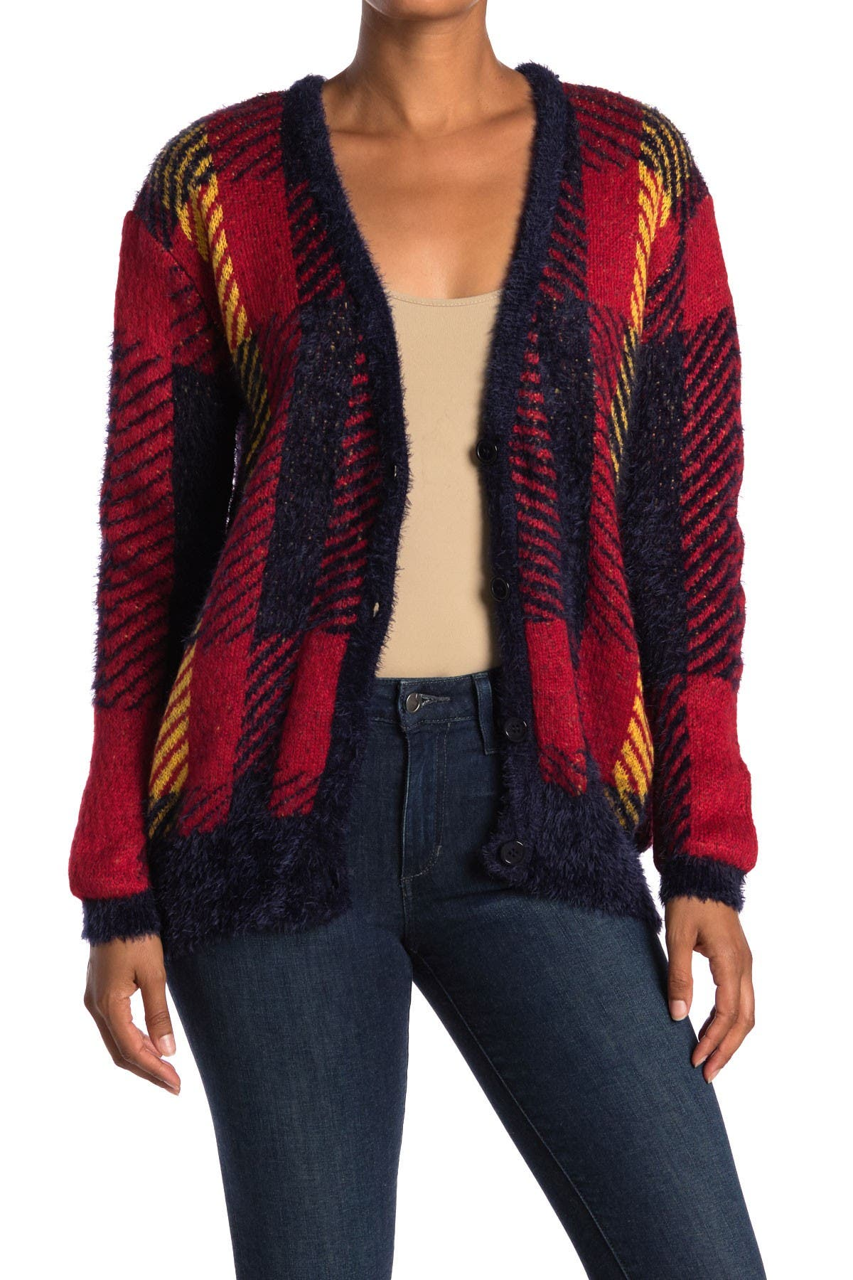 Image of Love Token Susana Cardigan