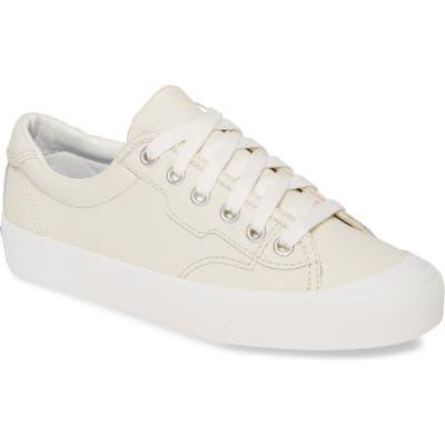 Keds Crew Kick Leather Sneaker, White