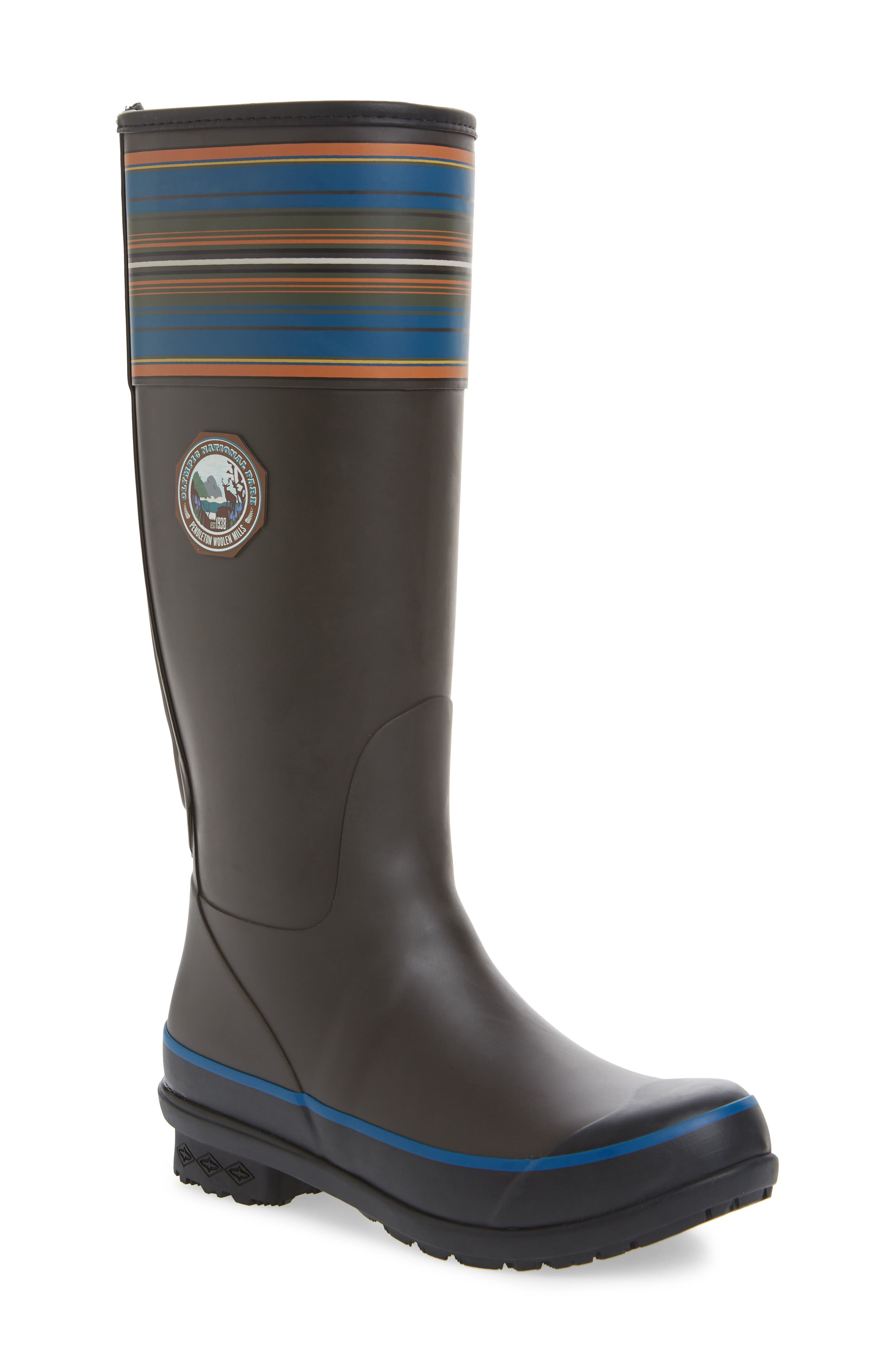 Pendleton Olympic National Park Knee High Boot, Grey