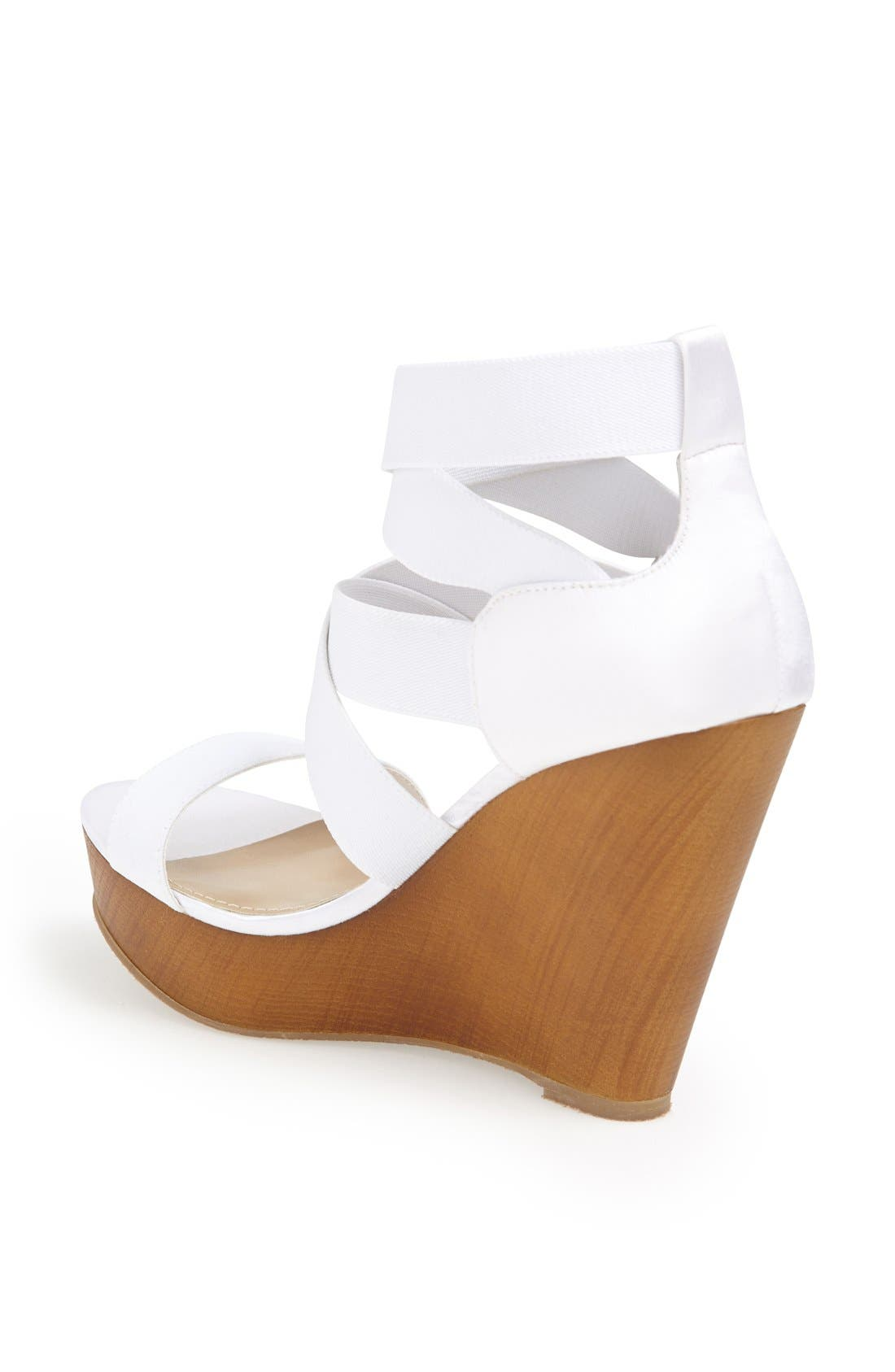 ,                             'Val' Wedge Sandal,                             Alternate thumbnail 10, color,                             100