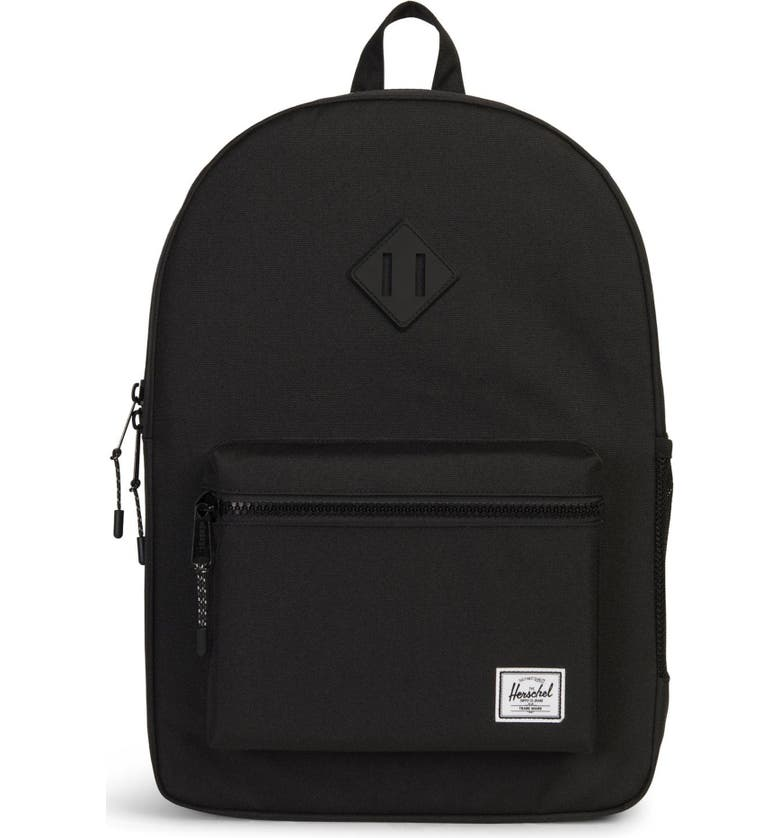 HERSCHEL SUPPLY CO. Extra Large Heritage Backpack, Main, color, 001