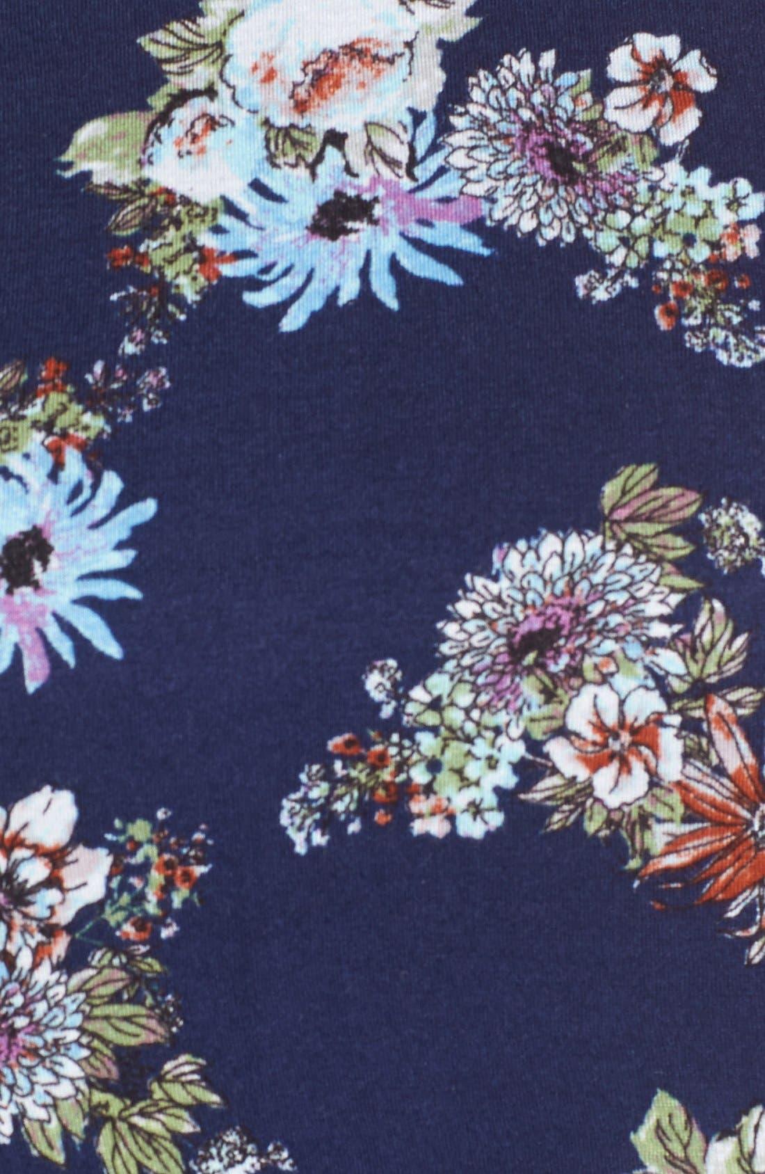 ,                             High Neck Maxi Dress,                             Alternate thumbnail 109, color,                             471