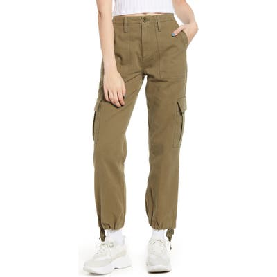 Bdg Urban Outfitters Authentic Twill Cargo Pants, Green