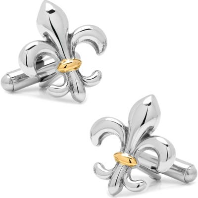 Cufflinks, Inc. Fleur De Lis Cuff Links