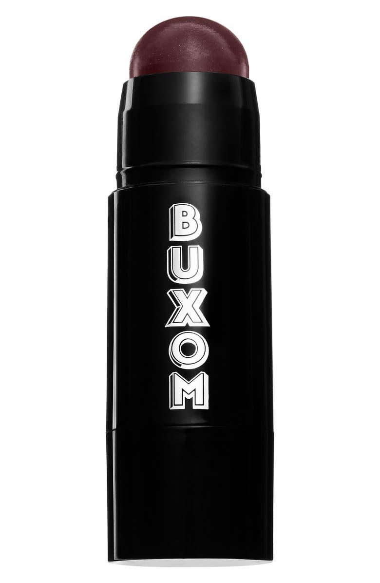 BUXOM Powerplump Lip Balm, Main, color, FLUSHED