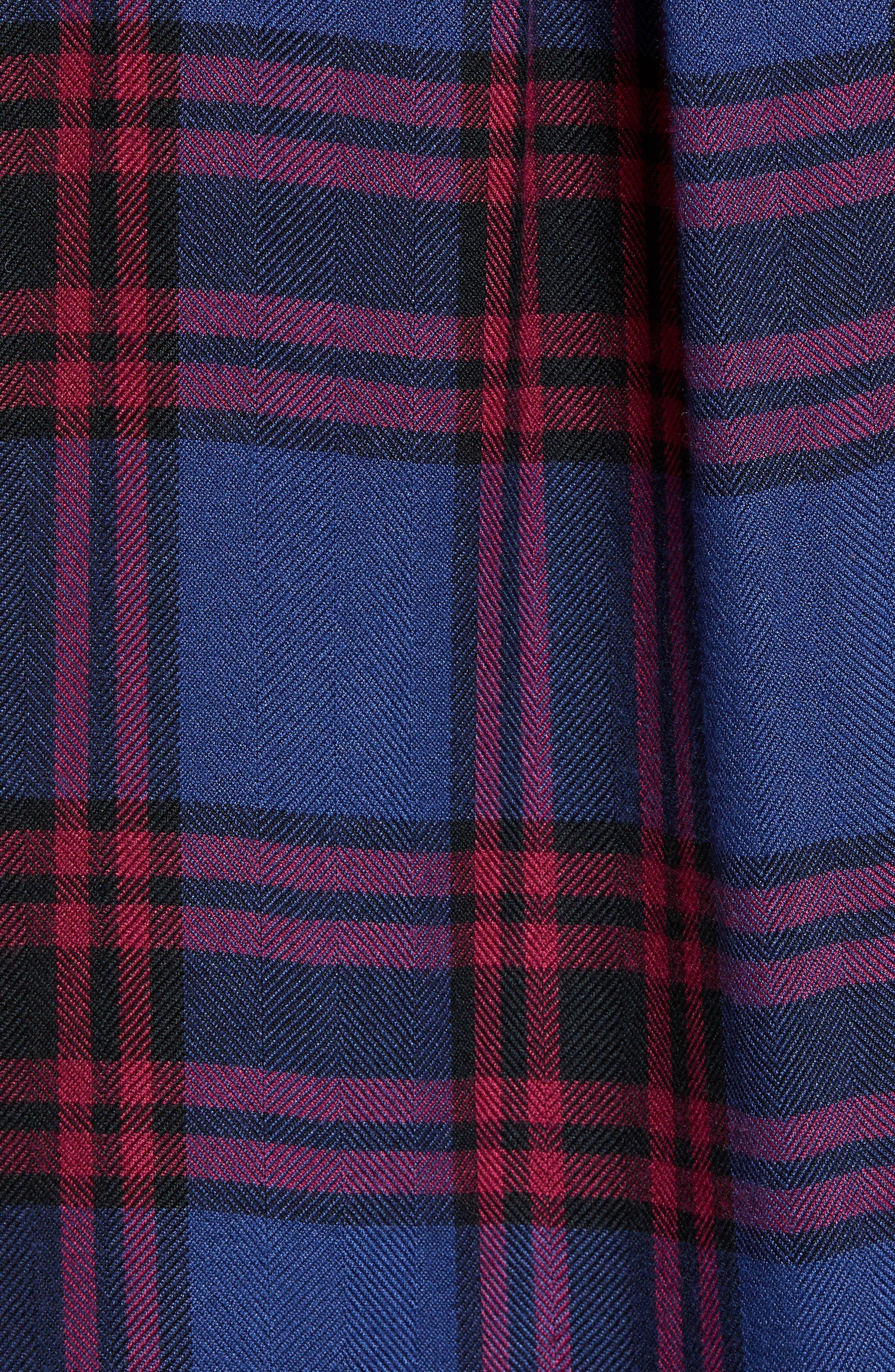 ,                             Hunter Plaid Shirt,                             Alternate thumbnail 383, color,                             450