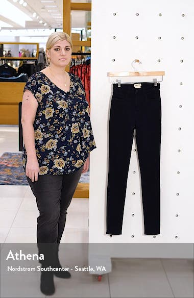 Marguerite High Waist Skinny Jeans, sales video thumbnail
