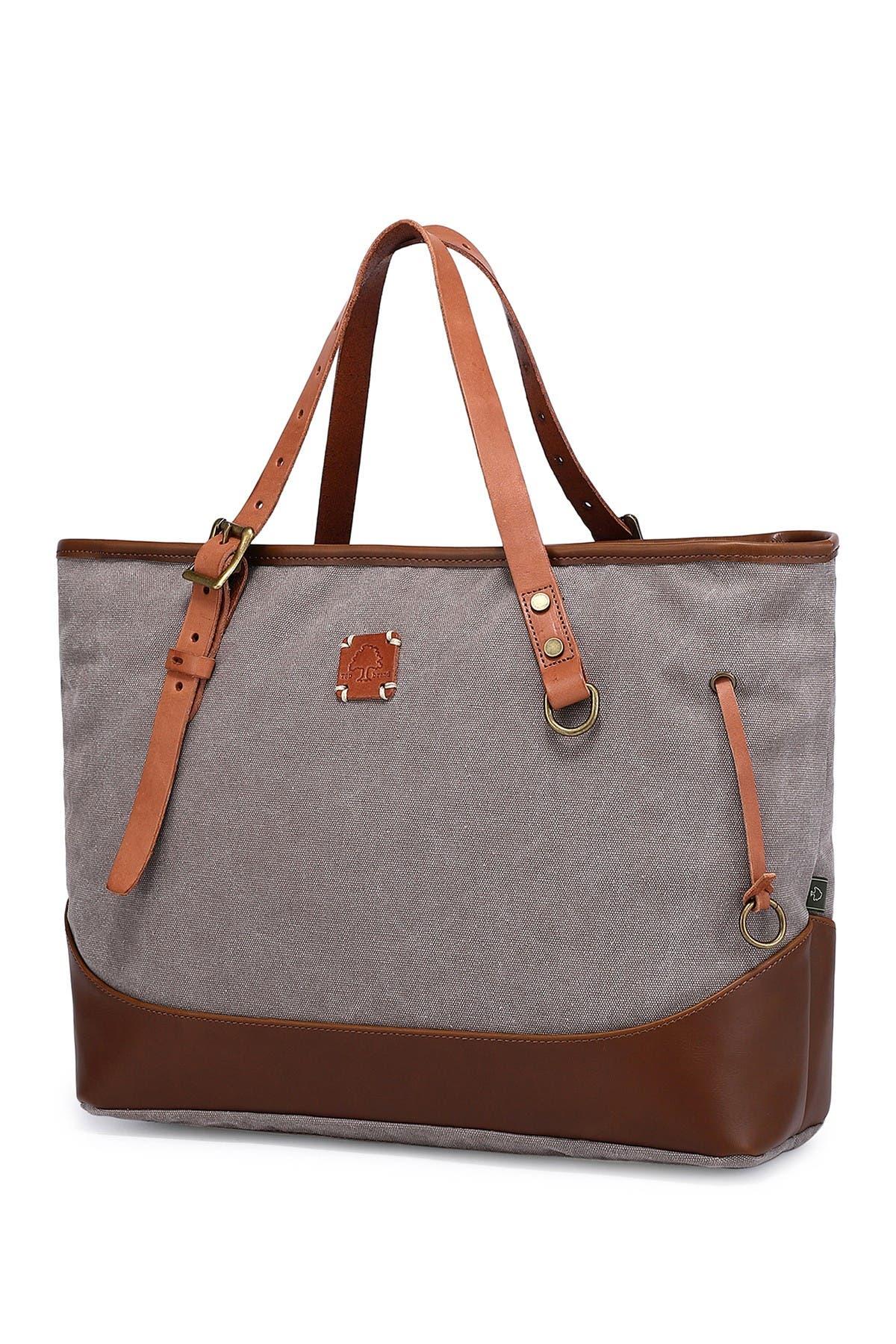 Image of TSD Redwood Canvas Shopper Bag