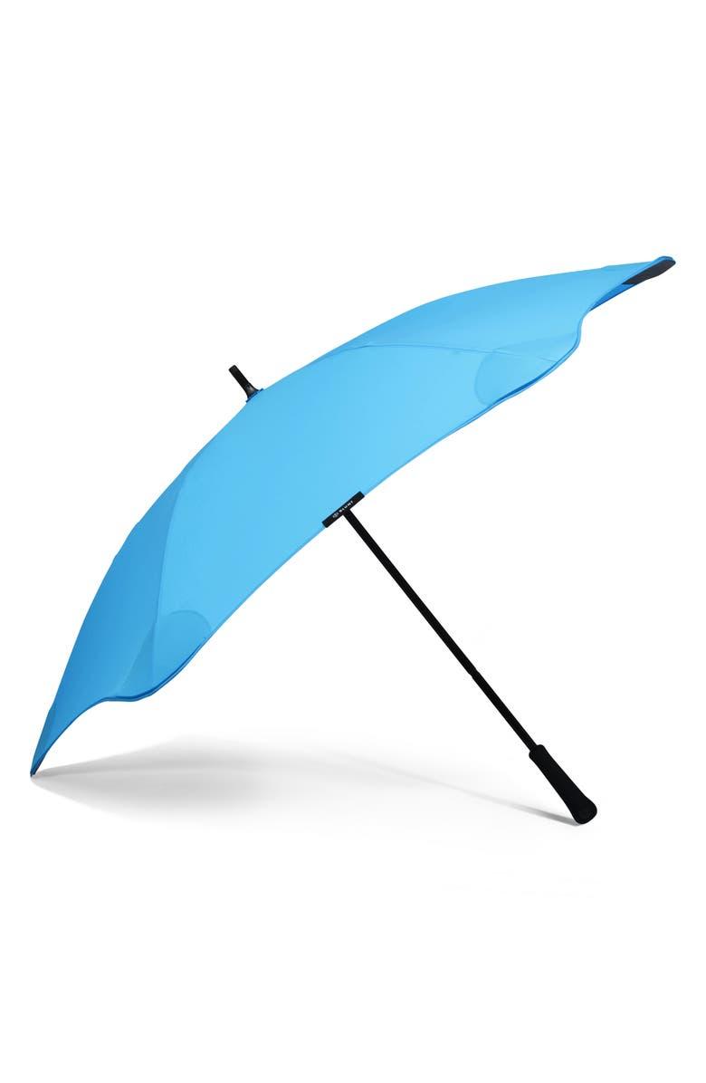 BLUNT Classic Umbrella, Main, color, AQUA BLUE