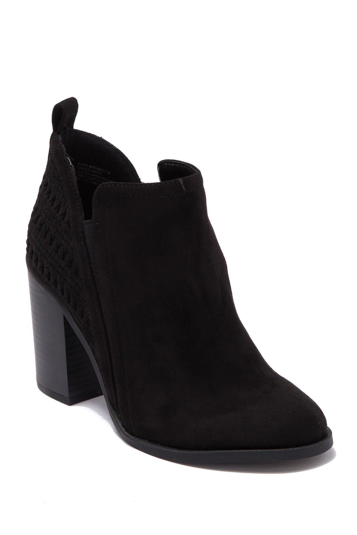 Madden Girl | Eviita Woven Ankle Boot