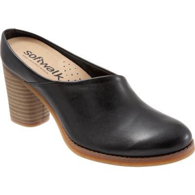 Softwalk Keya Mule, Black