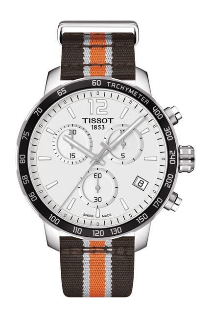Image of Tissot Men's Quickster Chronograph NBA Phoenix Suns Watch, 42mm