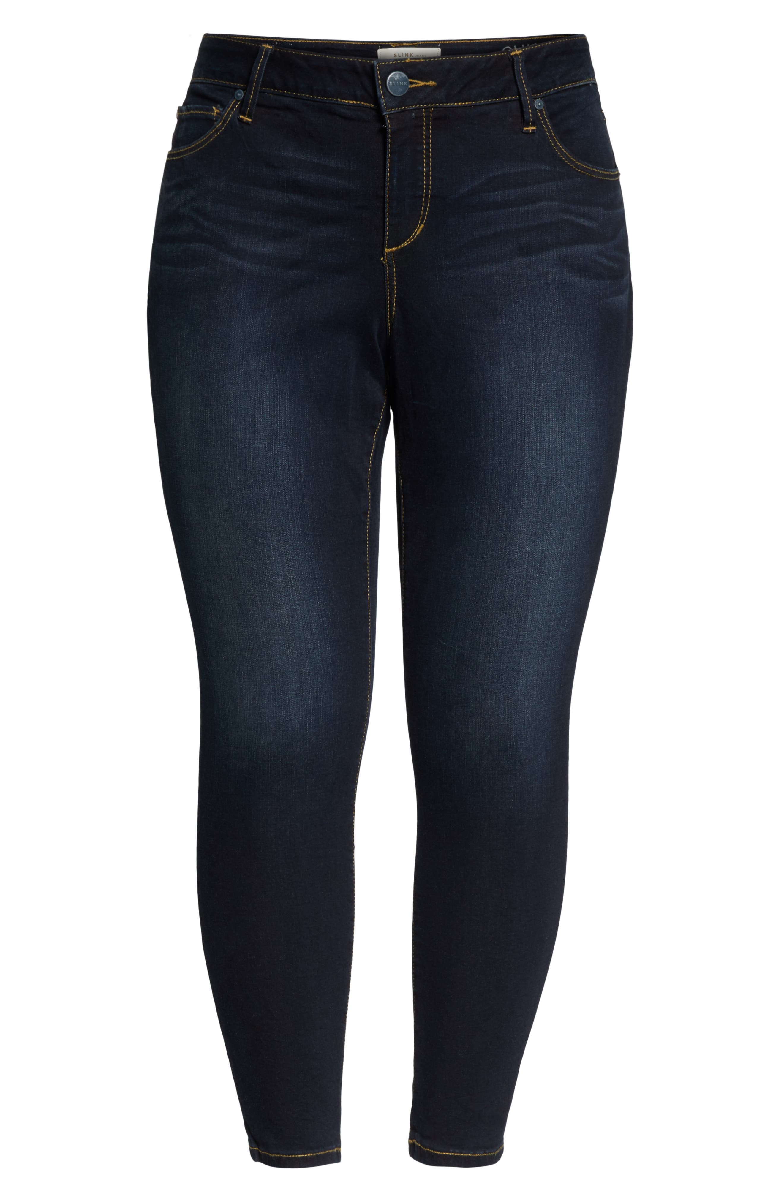 ,                             Stretch Ankle Skinny Jeans,                             Alternate thumbnail 7, color,                             SUMMER