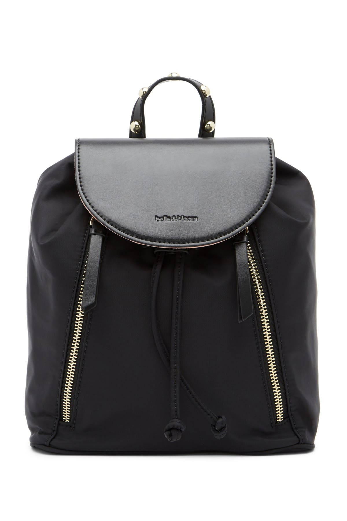 Image of Belle & Bloom Kenzo Nylon & Leather Backpack