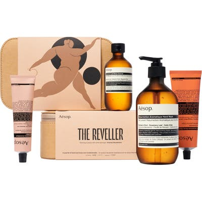 Aesop The Reveller Hand & Body Care Set