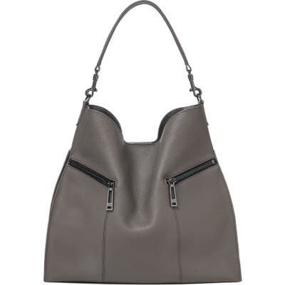 Botkier Trigger Pebbled Leather Hobo -