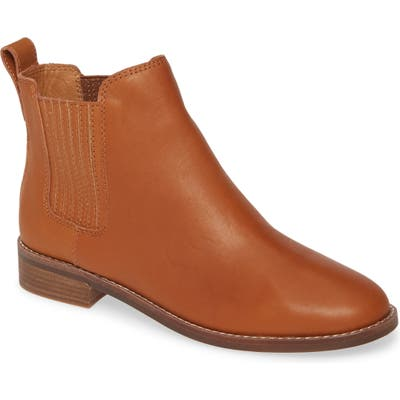 Madewell The Ainsley Chelsea Boot- Brown