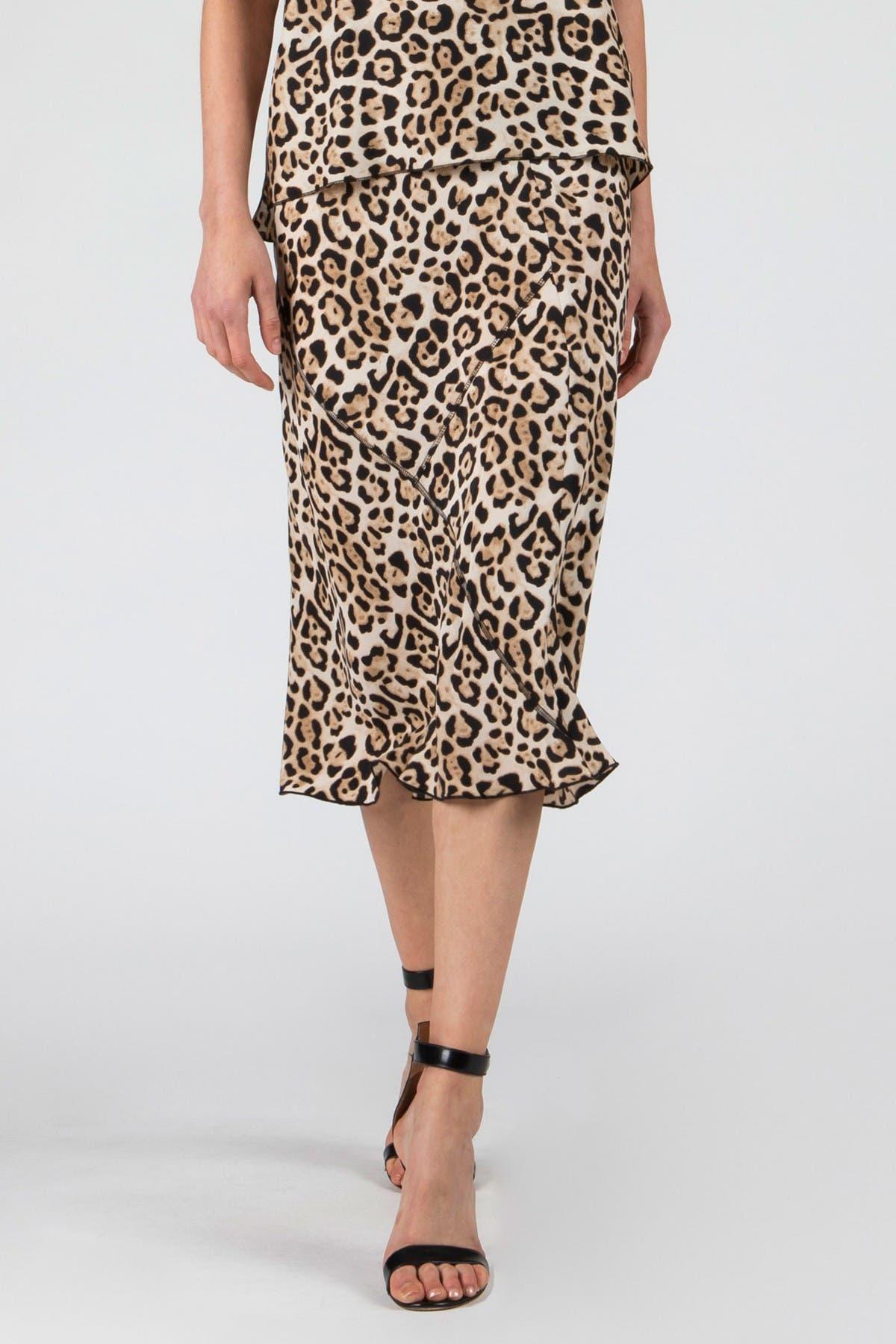 Image of ATM Anthony Thomas Melillo Silk Pull-On Skirt