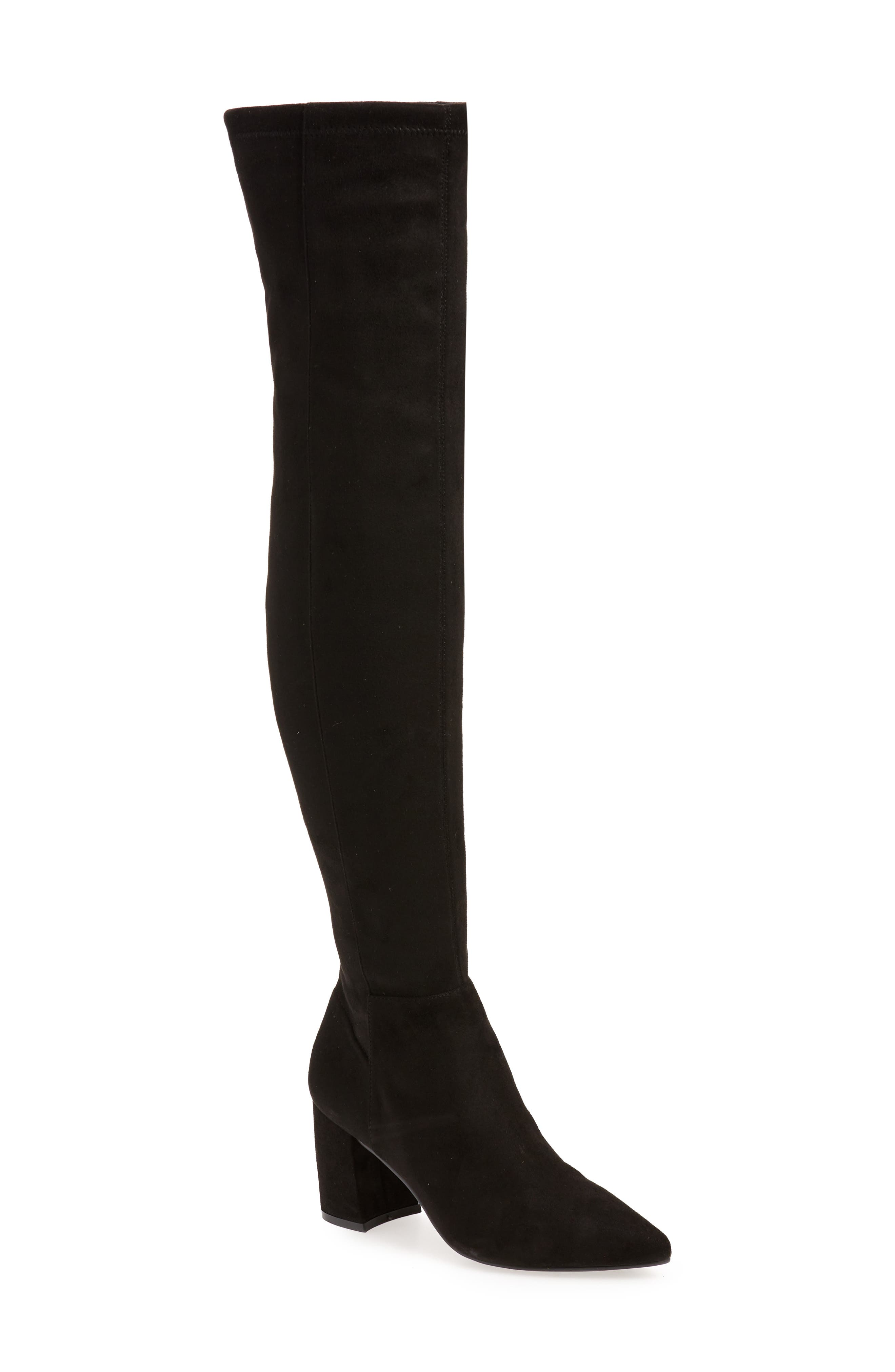Steve Madden Nifty Pointed Toe Over the
