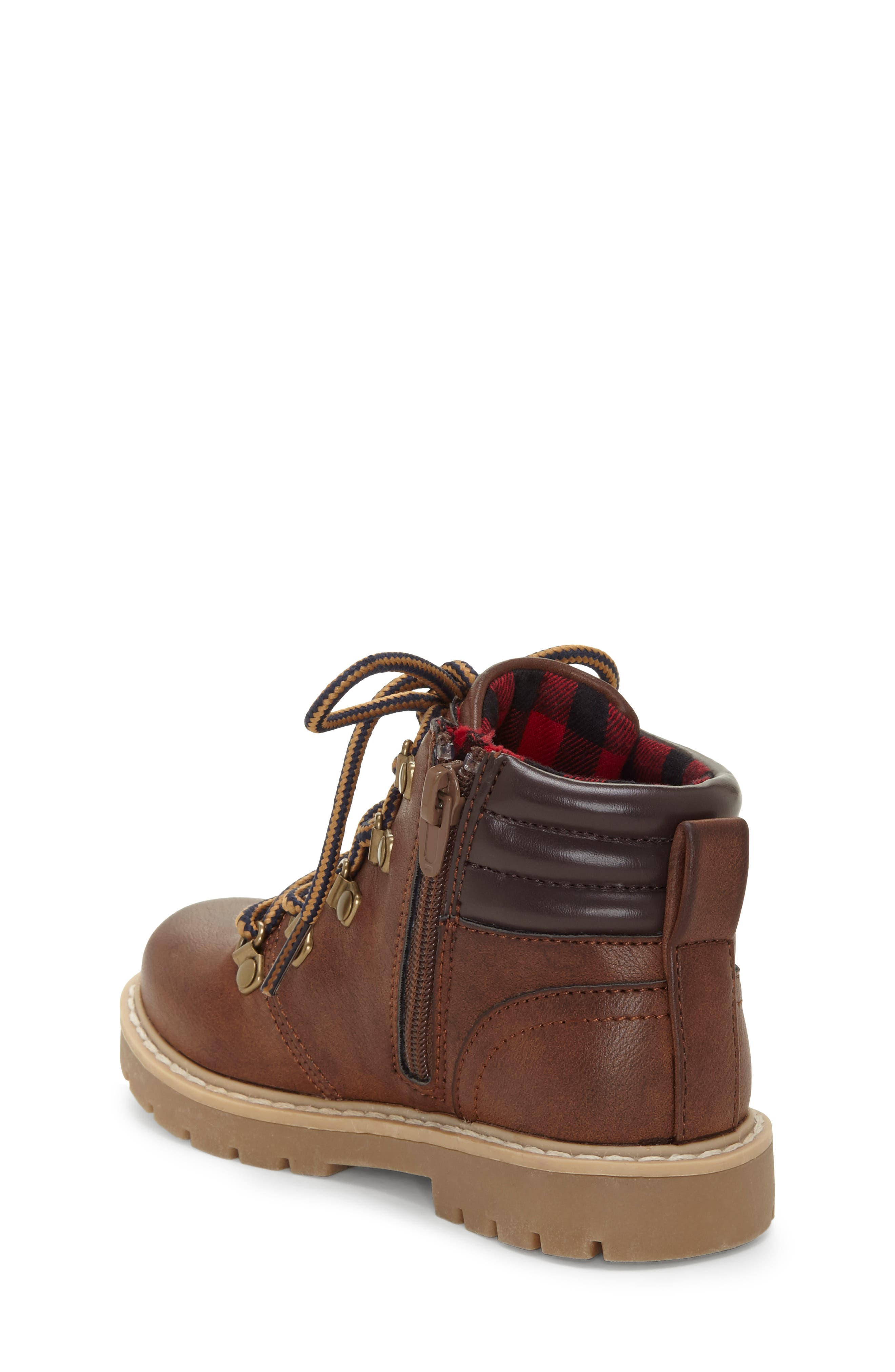 ,                             Aakil Lace-Up Boot,                             Alternate thumbnail 2, color,                             MISTER MAPLE