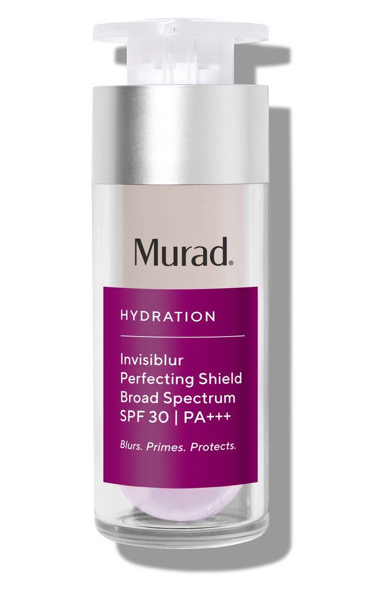MURAD<SUP>®</SUP> Invisiblur Perfecting Shield Broad Spectrum SPF 30 PA+++, Main, color, NO COLOR
