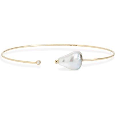 Mizuki Diamond & Pearl Bracelet