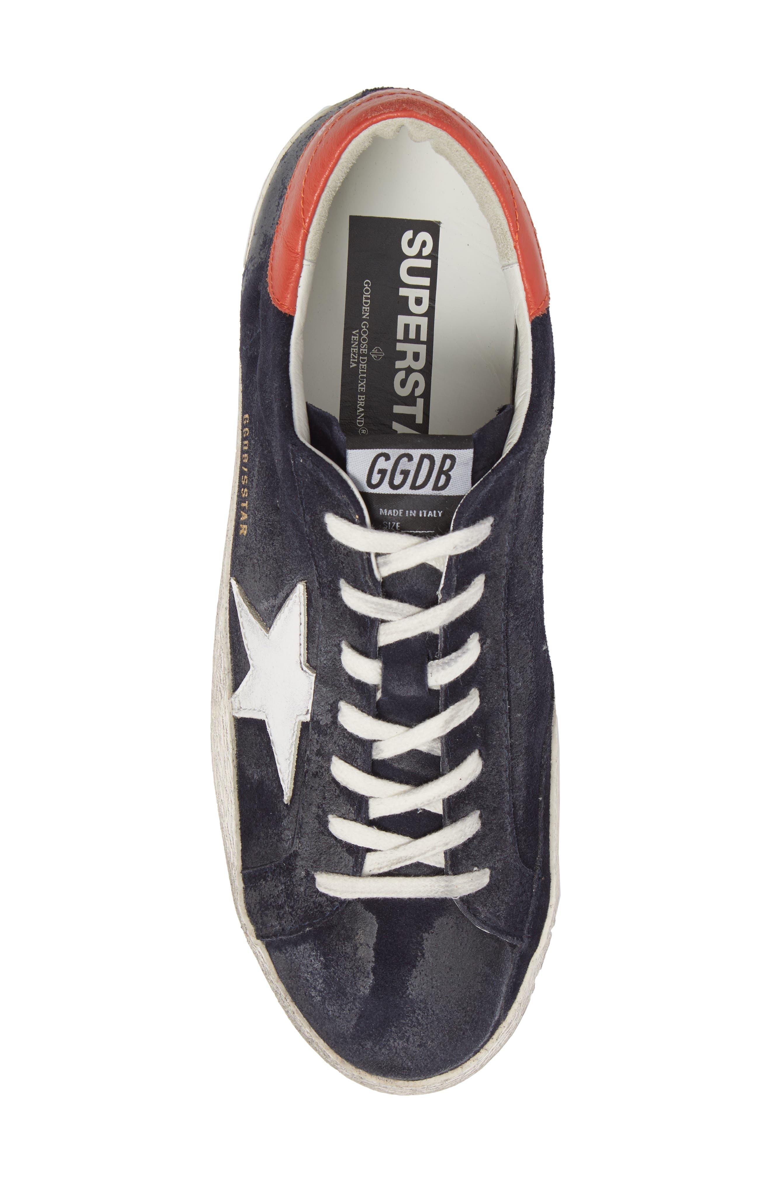 ,                             'Superstar' Sneaker,                             Alternate thumbnail 95, color,                             410