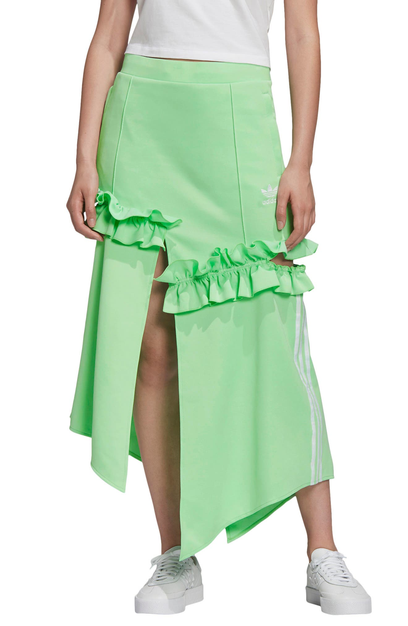 adidas Originals Ruffle Skirt