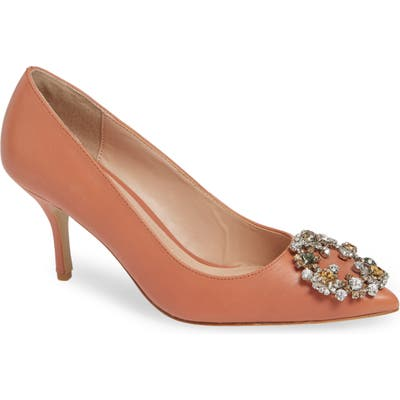 Charles David Anina Crystal Embellished Pump, Pink