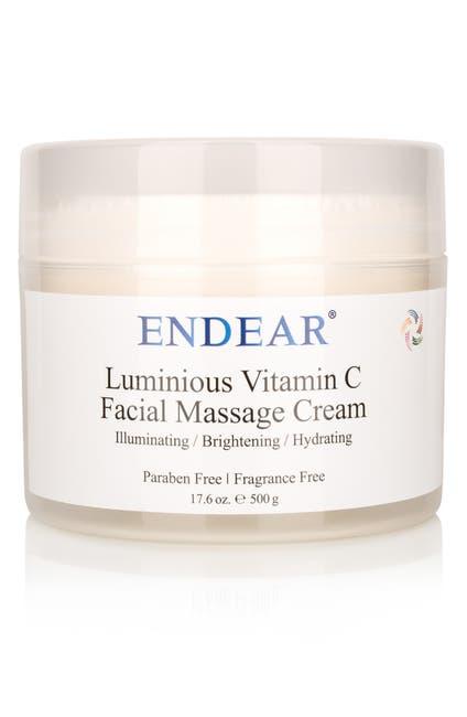 Image of Monar Skincare Luminous Vitamin C Facial Massage Cream