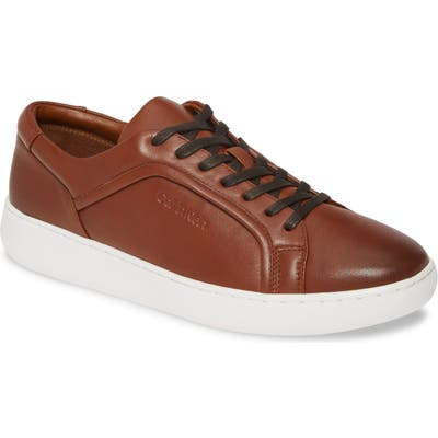 Calvin Klein Fasano Sneaker- Brown