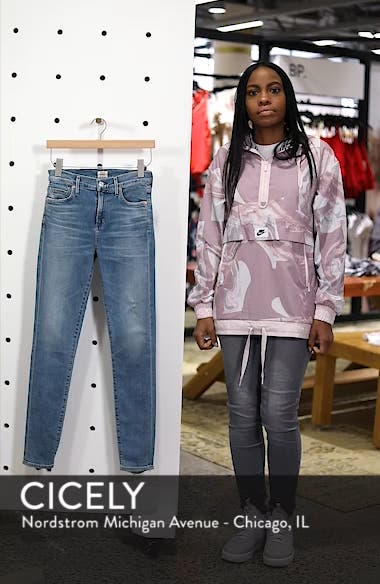 Rocket High Waist Skinny Jeans, sales video thumbnail