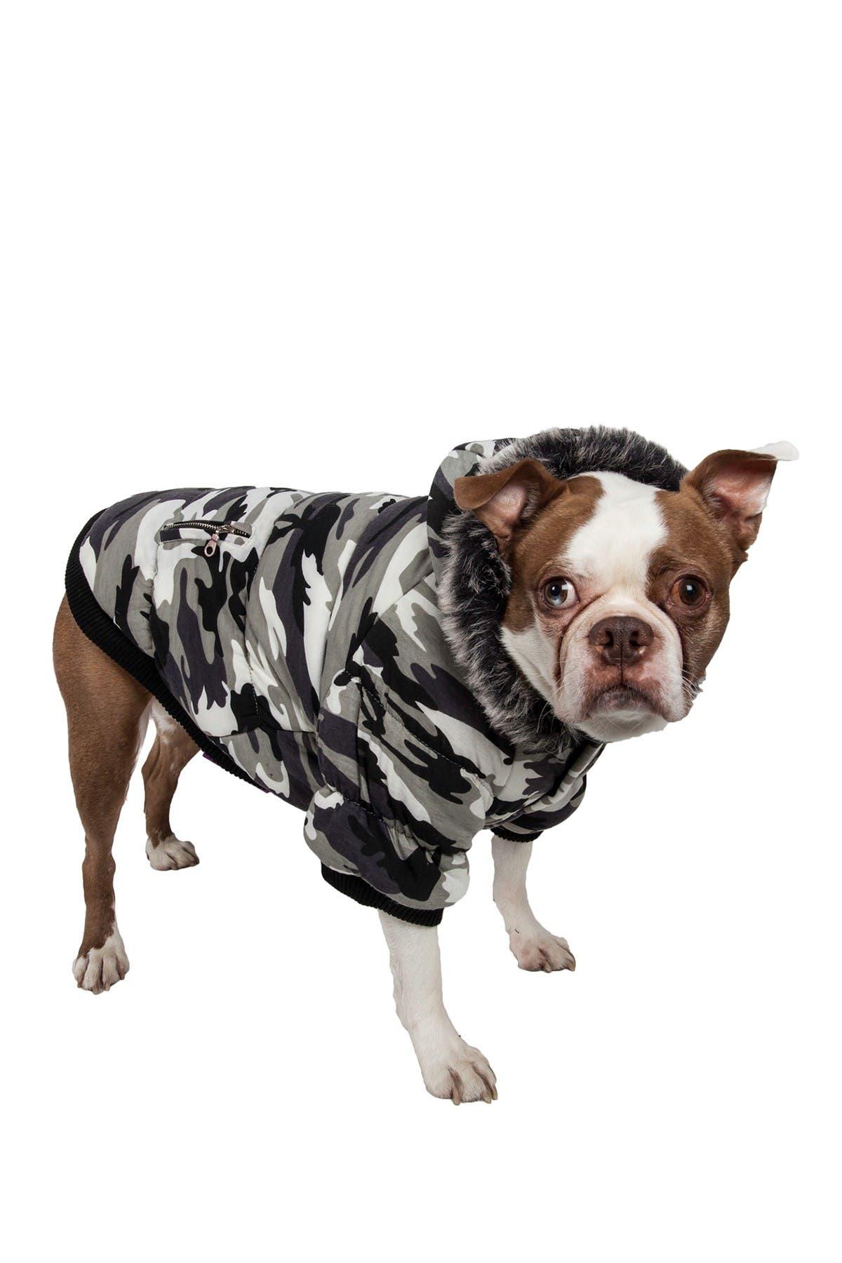 Image of PETKIT Fashion Pet Parka Coat - Large
