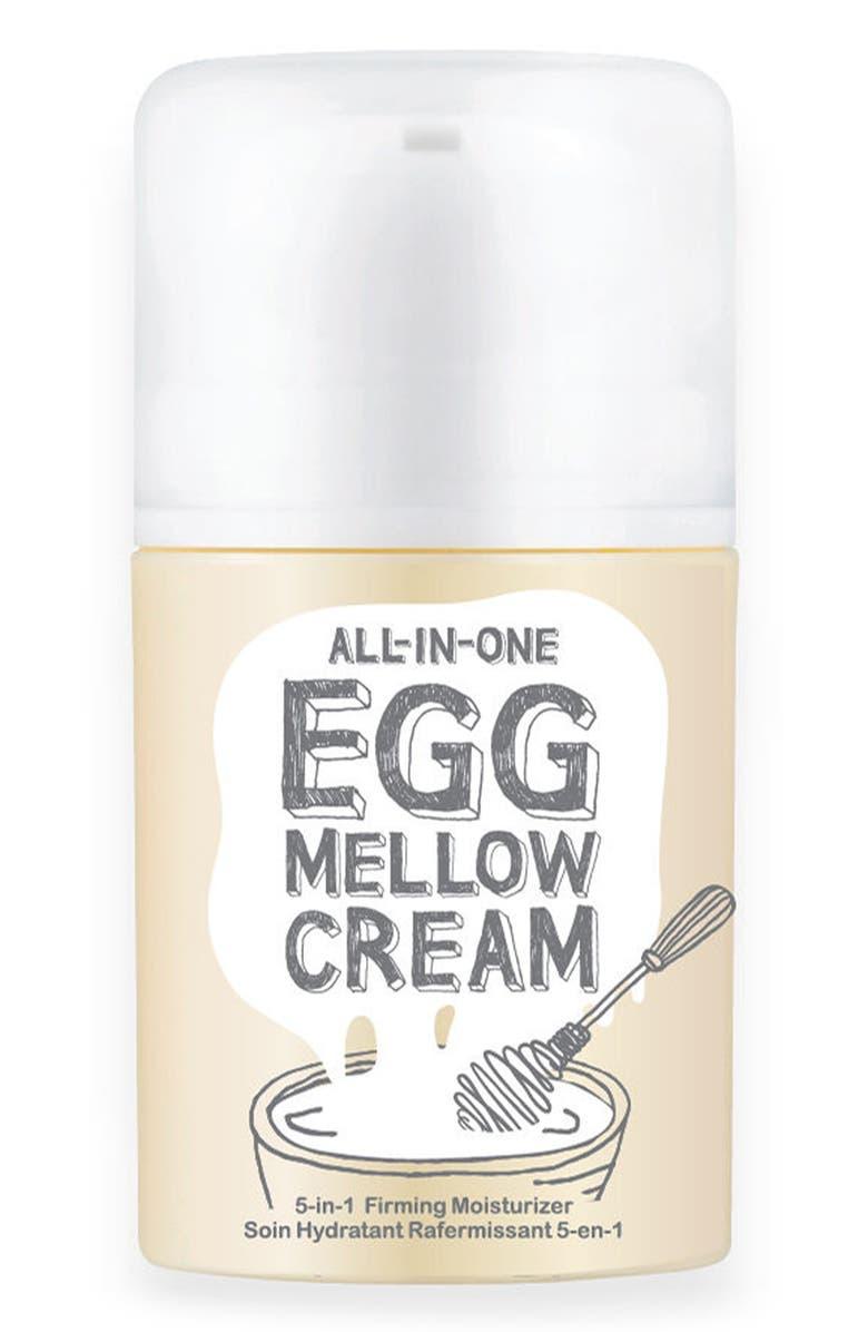 TOO COOL FOR SCHOOL Egg Mellow Cream, Main, color, NO COLOR