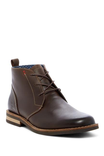 Image of Original Penguin Hank Leather Chukka Boot
