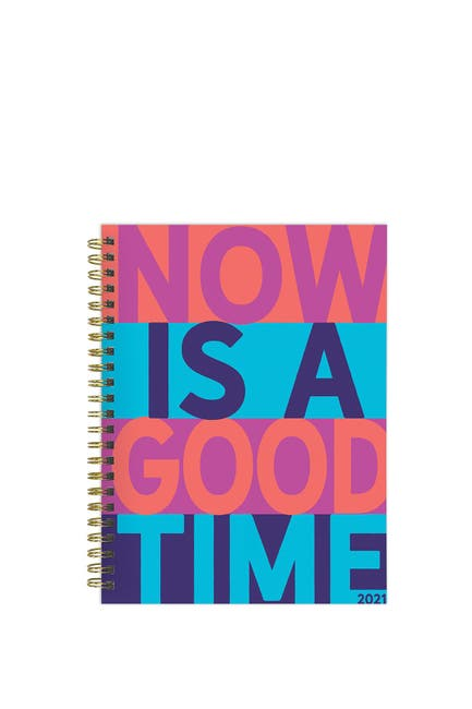 Image of TF Publishing 2021 A Good Time Medium Weekly Monthly Planner
