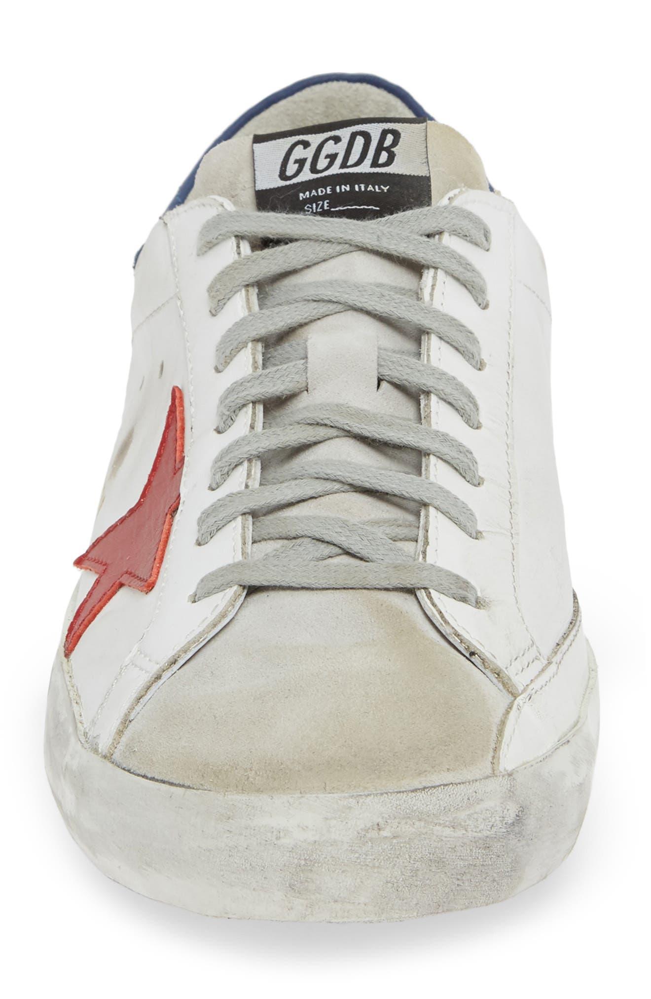 ,                             'Superstar' Sneaker,                             Alternate thumbnail 28, color,                             137