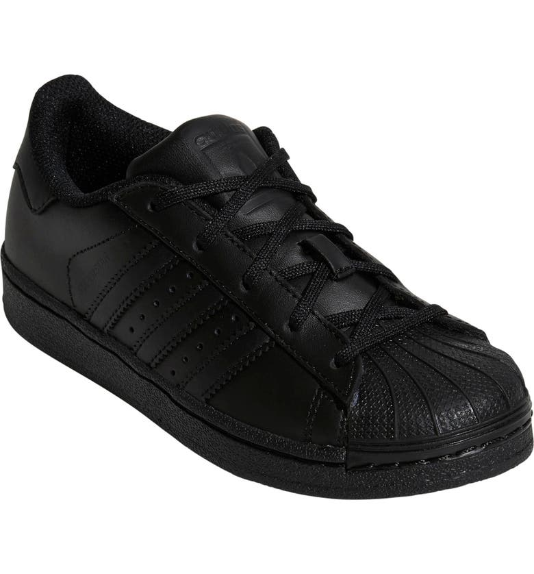 ADIDAS 'Superstar Foundation' Sneaker, Main, color, 002