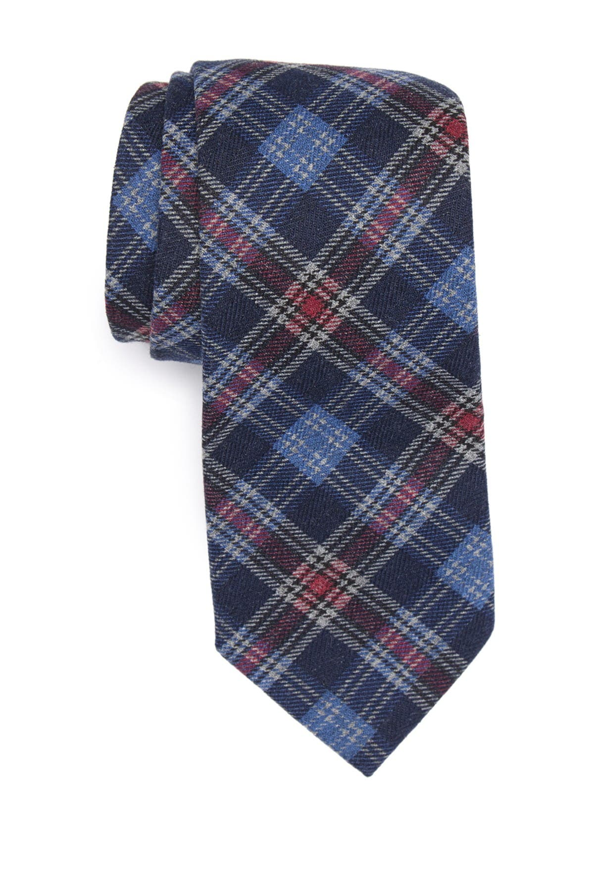 Image of Bespoke Whitby Plaid Tie