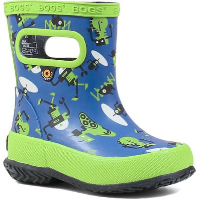 Bogs Skipper Dragonfly Rubber Rain Boot