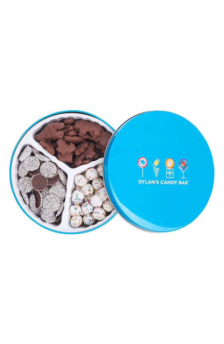 DYLAN'S CANDY BAR Signature Chocolate Trio Tin, Main, color, 400