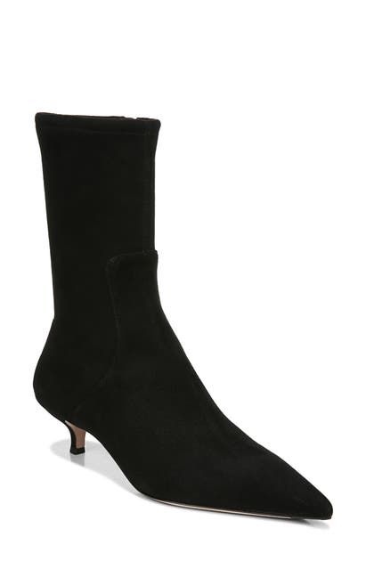 Veronica Beard FIANA POINTED TOE BOOTIE